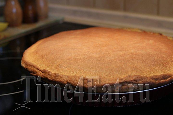Лимонный пирог-2
