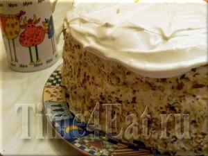 """торт """"Леди Балтимор"""""""